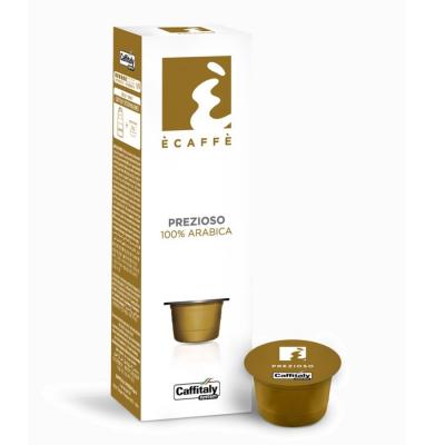 Caffitaly Capsule Ècaffè - gusto Prezioso 100% Arabica
