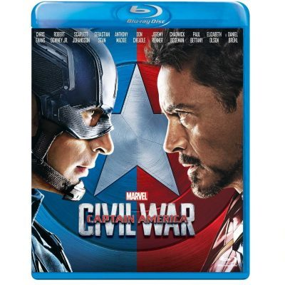 Captain America - Civil War - Blu-ray