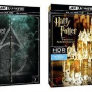 La saga di Harry Potter arriva a marzo in Blu-Ray Ultra HD HDR