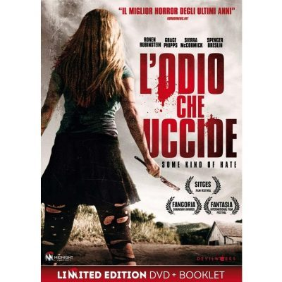 L'Odio Che Uccide - Some Kind Of Hate - DVD + Booklet - Limited Edition