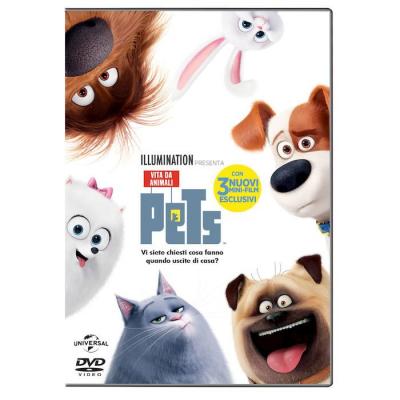 Pets - Vita da Animali - DVD
