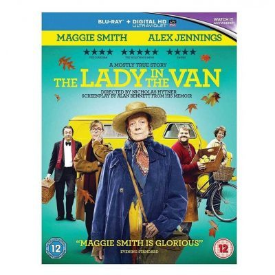 The Lady In The Van - Blu-ray - Edizione Import Regno Unito