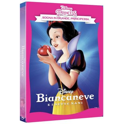 Biancaneve e i Sette Nani - I Classici Disney #1 - DVD