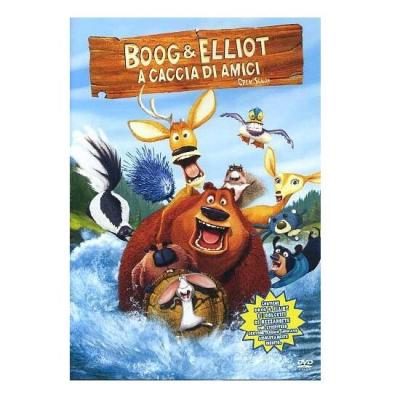 Boog & Elliot - A Caccia di Amici - DVD