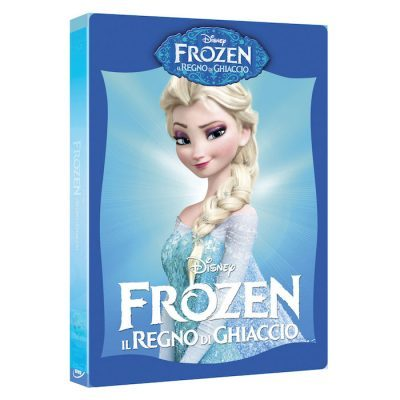 Frozen - Il Regno di Ghiaccio - I Classici Disney #52 - DVD