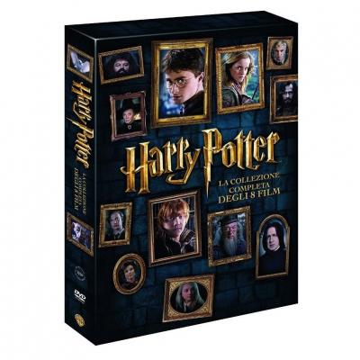 Harry Potter Collezione Completa - DVD