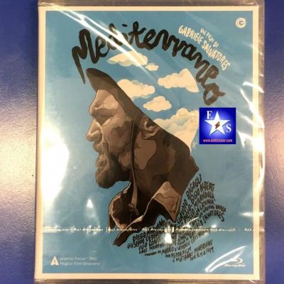 Mediterraneo - Blu-ray