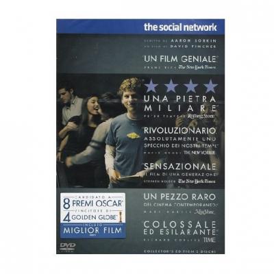 The Social Network - 2 DVD