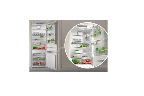 Combinato Whirlpool Everest 400: più spazio in frigorifero