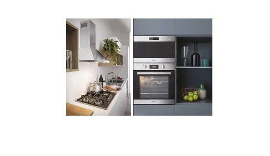 Aria, elettrodomestici da incasso per tutte le cucine