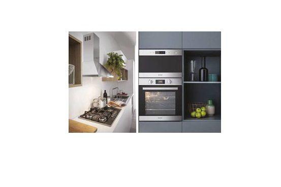 Indesit Aria, elettrodomestici da incasso per tutte le cucine