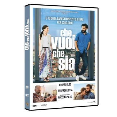Che Vuoi Che Sia - DVD