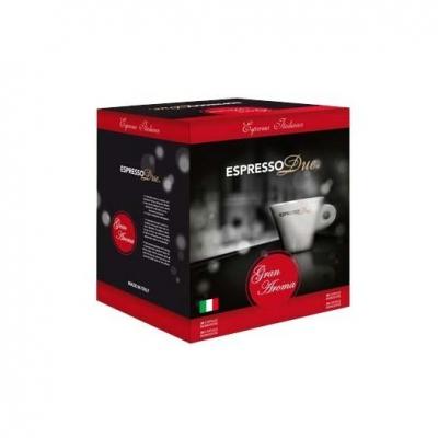Espresso Due 100 Capsule - 5 Confezioni Gran Aroma per Nuove Macchine mod. 315-321