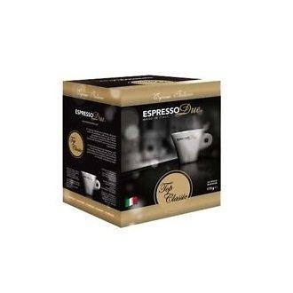 Capsule per macchine da caffè Espresso Due monodose Top Classic, compatibile con macchine modello 315-321.