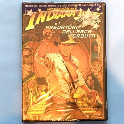 Indiana Jones e i Predatori dell'Arca Perduta - DVD