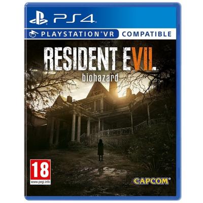 Resident Evil 7 Biohazard - Gioco PS4