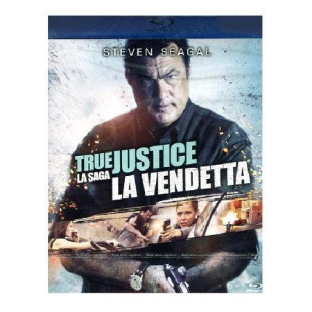 True Justice - La Vendetta - Blu-ray