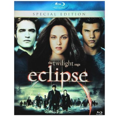The Twilight Saga - Eclipse - Special Edition Blu-ray