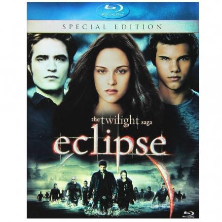 The Twilight Saga - Eclipse - Special Edition Blu-ray
