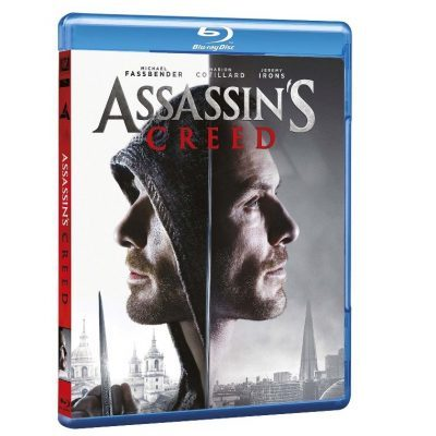 Assassin's Creed - Blu-ray Disc