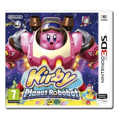 Kirby Planet Robobot - 3DS - 3DSXL