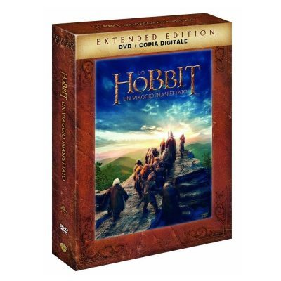 Lo Hobbit - Un Viaggio Inaspettato - Extended Edition 5 Dvd