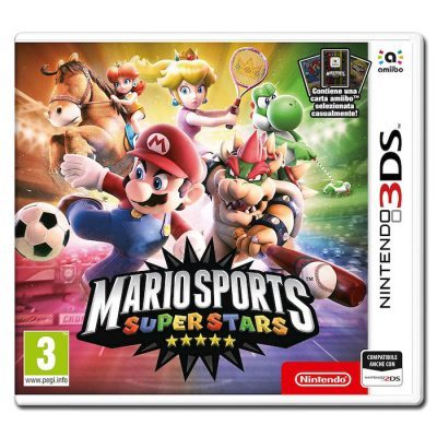 NINTENDO Mario Sports Superstars + Carta Amiibo - 3DS / 3DS XL