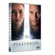 """Passengers - """"5.000 esseri umani che cambiano vita per 5.000 ragioni."""" E il loro destino è nelle loro mani. Non perdere Passengers in DVD e Blu-ray!"""