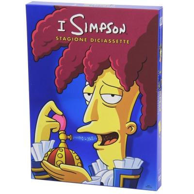 I Simpson - Stagione 17 4 DVD