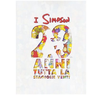 I Simpson - Stagione 20 4 DVD