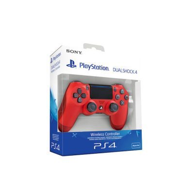 Sony PS4 Dualshock 4 V2 Magma Red - Controller Dualshock