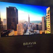Sony anticipa l'uscita sul mercato italiano dei suoi TV OLED