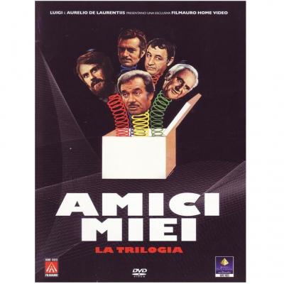 Amici Miei - La Trilogia - 3 DVD