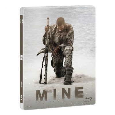 Mine - Blu-ray Disc - Steelbook Limited Edition