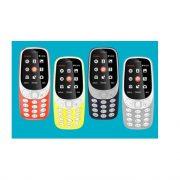 La nuova versione dello storico Nokia 3310 arriverà in Italia il 25 maggio