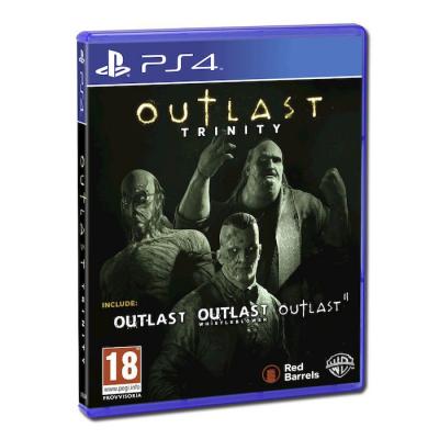 Outlast Trinity - Gioco PS4 Ufficiale Italia