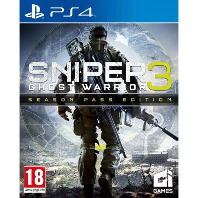 Sniper Ghost Warrior 3 - Season Pass Edition - PS4
