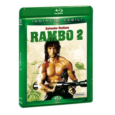 Rambo 2 - La Vendetta - Collana Indimenticabili - Blu-ray