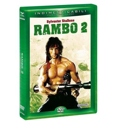Rambo 2 - La Vendetta - Collana Indimenticabili - DVD