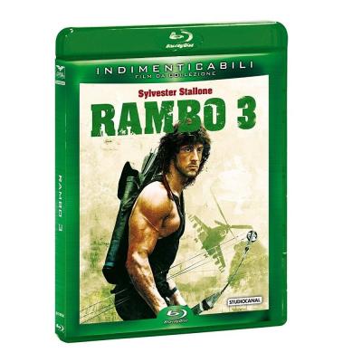 Rambo 3 - Collana Indimenticabili - Blu-ray