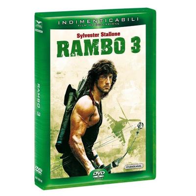 Rambo 3 - Collana Indimenticabili - DVD