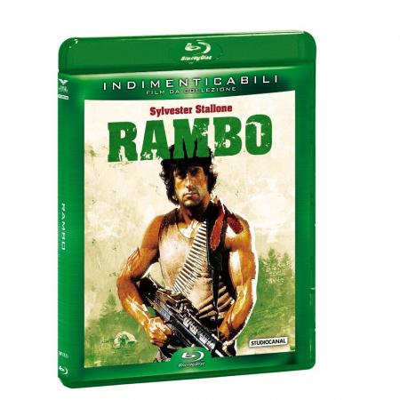 Rambo - Collana Indimenticabili - Blu-ray