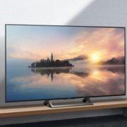 Sony XE70: lo smart TV 4K HDR a prezzo contenuto, senza Android