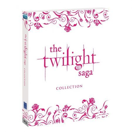The Twilight Saga Collection - Cofanetto 5 Film in Blu-ray Disc