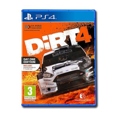 Dirt 4 - Gioco PS4