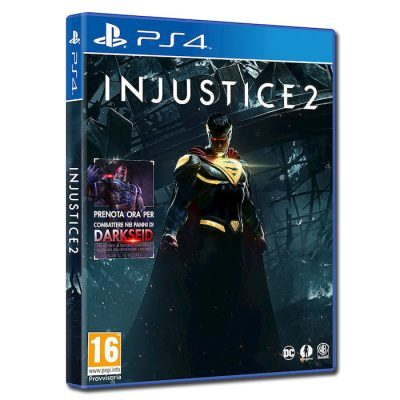 Injustice 2 - Gioco PS4