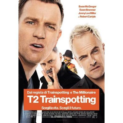 T2 - Trainspotting 2