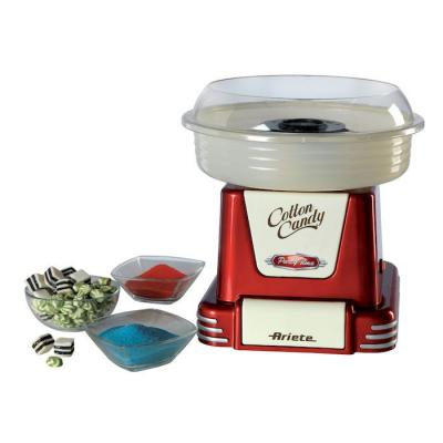 Ariete Cotton Candy Party Time 450W Rosso macchina per zucchero filato
