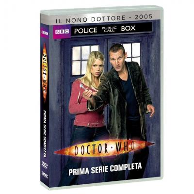 Doctor Who - Prima Serie Completa - Il Nono Dottore (2005)