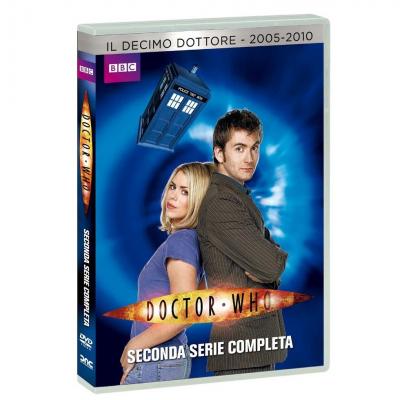 Doctor Who - Seconda Serie Completa - Il Decimo Dottore (2005 - 2010)